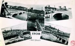 Lyon : ses ponts