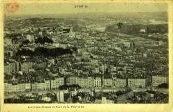 Lyon : La Croix-Rousse et Parc de la Tête-d'Or