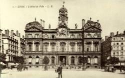 Lyon : L'Hôtel de Ville