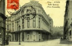 Lyon : Salle Rameau (Vue d'ensemble).