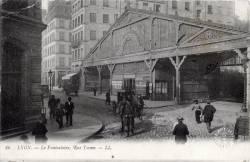 Lyon : Le Funiculaire, Rue Terme