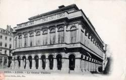 Lyon : Le Grand Théâtre