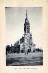 Eglise Sainte-Blandine