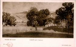 Musée de Lyon : Corot (J. B. Camille)