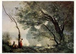 Corot ; Paysage