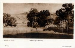 Musée de Lyon : Corot (J. B. Camille).