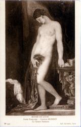 Musée de Lyon : École Française ; Gustave Moreau, La Chaste Suzanne.