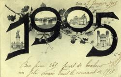 Lyon le 1905