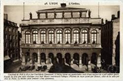 Lyon : L'Opéra