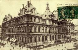 LYON : Palais de la Bourse