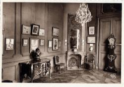 Chambre de Commerce de Lyon ; Musée des Arts décoratifs : Petit salon vert
