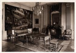 Chambre de Commerce de Lyon ; Musée des Arts décoratifs : Salon du rez-de-chaussée.