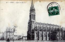 Lyon : Église Ste Blandine.
