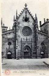 Lyon : L'Église Saint Bonaventure