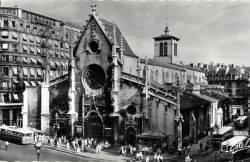 Lyon : Eglise Saint Bonaventure