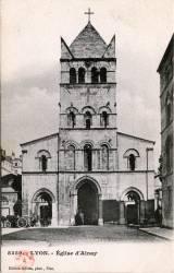 Lyon : Église d'Ainay