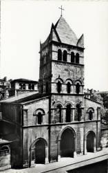 Lyon : L'Église d'Ainay