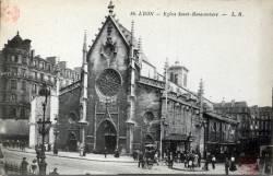 Lyon : Eglise Saint Bonaventure.