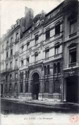 Lyon : La Synagogue