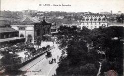 Lyon : Gare de Perrache