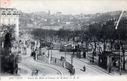 Lyon : Cours du Midi et Coteau de St Just