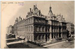 Lyon : La Bourse