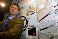 [Usine de cables Nexans (filiale d'Alcatel) : Jean-Yves Stephan, directeur du site de Lyon]