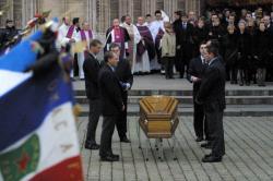 [Funérailles de Charles Mérieux à la Primatiale Saint-Jean]