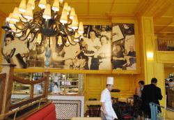 [La brasserie Le Splendid]