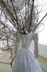 """[Galerie Le Rectangle : exposition des """"Reines de France"""" d'Anselm Kiefer]"""