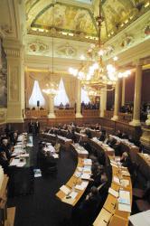 [Conseil général du Rhône : séance du 23 février 2001]