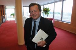[Olivier Ginon, président de Générale Location (GL Events)]