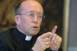 [Monseigneur Louis-Marie Billé, évêque de Lyon]