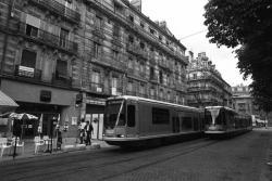[Le tramway de Grenoble]