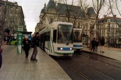 [Le tramway de Saint-Etienne]
