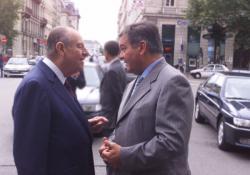 [Raymond Barre et Michel Mercier]