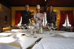 [Restaurant La Table des Dombes aux Echets]