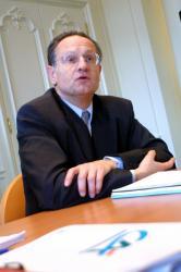 [Jean-Paul Chifflet, directeur général du Crédit agricole Centre-Est]