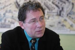Jean-Jacques Pignard, maire de Villefranche-sur-Saône