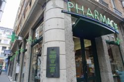 [Pharmacie, 18 rue Palais-Grillet]