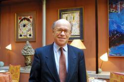 [François Lesieur, directeur général de l'Union financière de France]