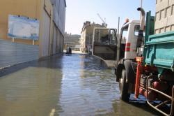 [Inondation du quartier de Vaise, mars 2001]