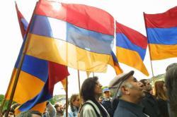 [Commémoration du 86e anniversaire du génocide arménien]