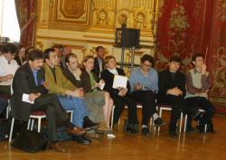 [6e Biennale d'art contemporain de Lyon (2001). Présentation officielle de la manifestation]