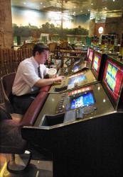 [Casino Le Lion Vert (groupe Partouche) à La-Tour-de-Salvagny]