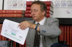 [Jacques Alain, directeur de la communication et des relations extérieures de l'IMT]