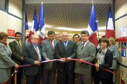 [Inauguration de la Maison des services publics à Vénissieux]