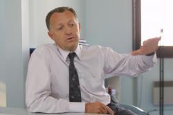 [Jean-Michel Aulas, président de l'Olympique lyonnais]