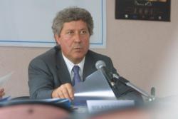 [Roland Bernard, président de la Chambre de l'Industrie hôtelière et touristique du Rhône]