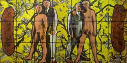 [Fondation pour l'art contemporain Claudine et Jean-Marc Salomon : rétrospective Gilbert et George]